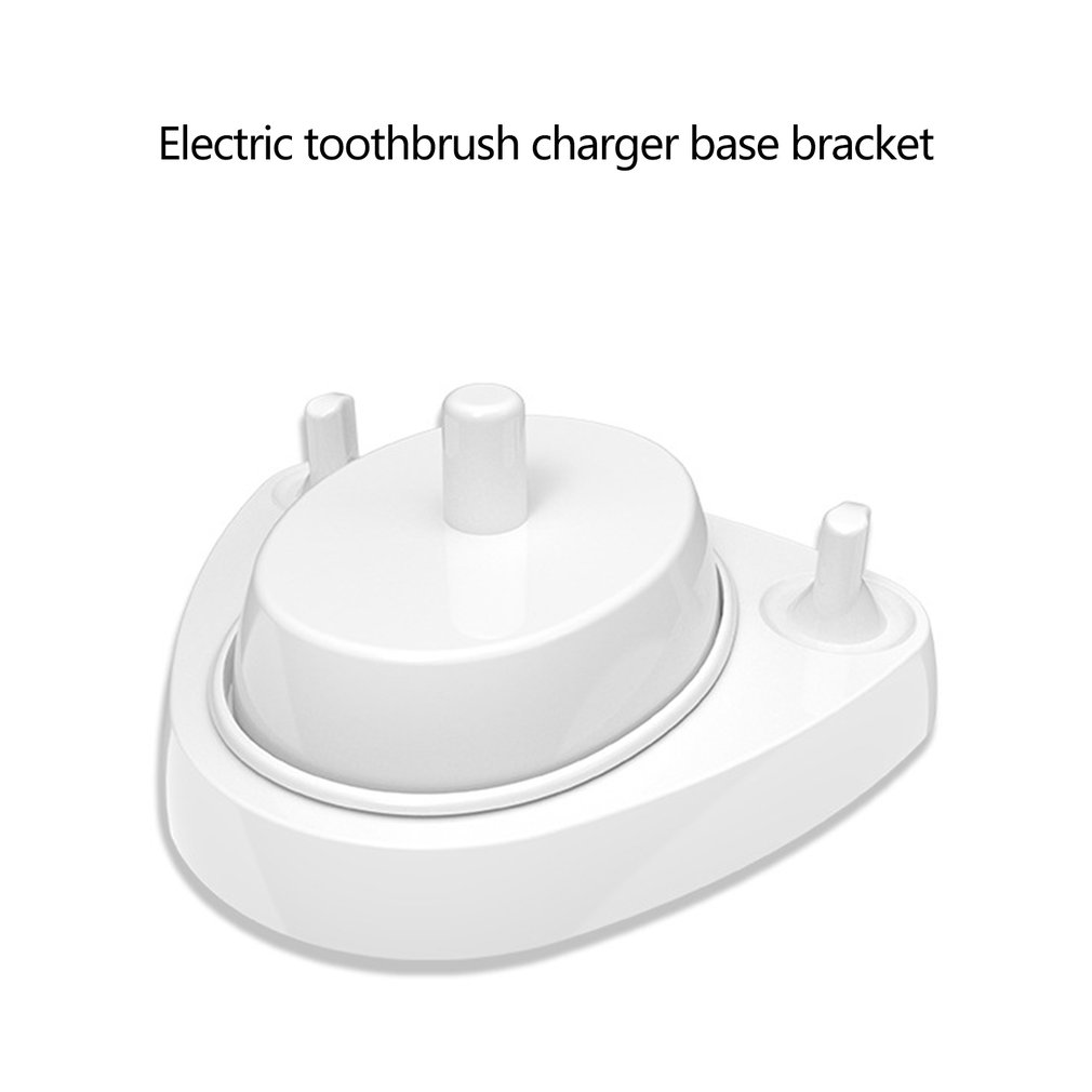 2PCS New Electric Toothbrush Base Stand Support Brush Head Holder For Braun Oral B Electric Toothbrushes Home Bathroom Tools