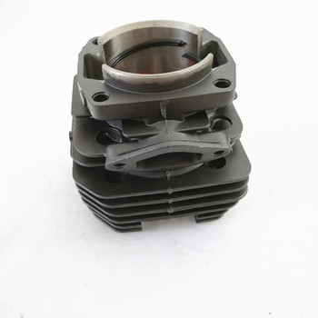 High quality Ceramic Aluminum Cylinder with piston kit for Chainsaw 5200 Lawn mower