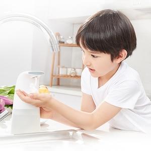 Image 5 - Marke Neue Xiaomi Mini Auto Induktion Schäumen Smart Hand Mi Washer Waschen 0,25 s Infrarot Induktion Touch weniger Seife