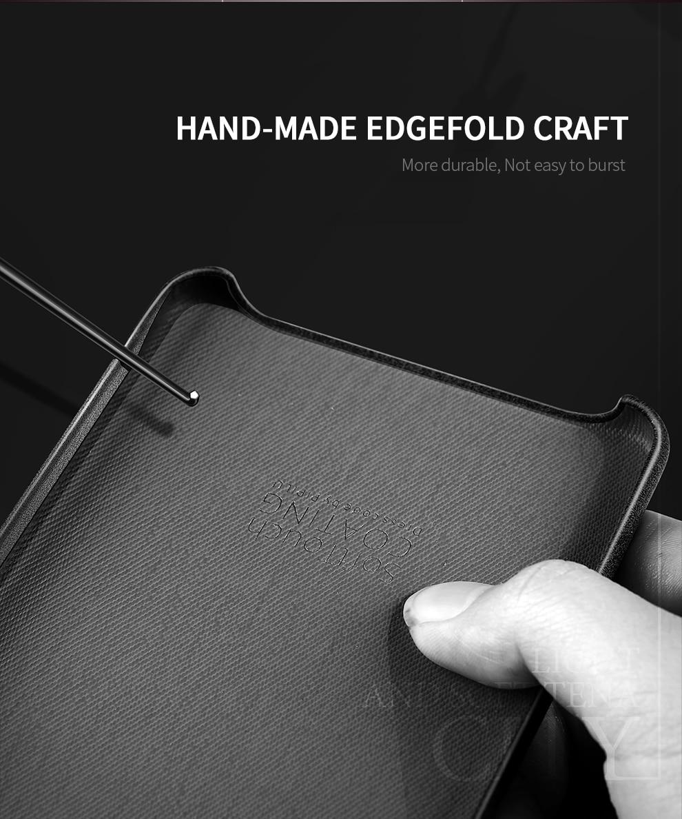 H463a5593651f4d3ab1dc187cc0531f6ec X-Level Leather Case For iPhone 11 Pro Max Luxury Ultra Light Retro Back Phone Cover For iPhone 11 Pro Case Coque iPhone11