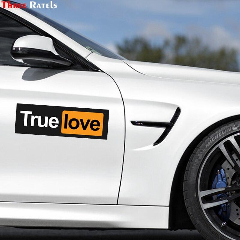 Three Ratels  Funny Porn Hub Logo Pvc Waterproof Window Wall Laptop  Auto Motorcycle Car Decal Car Sticker Decal