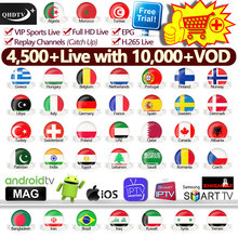 QHDTV Plus IPTV France Arabic Subscription Code for M3u Android Enigma2 MAG 24h Free Test Spain Germany Netherlands