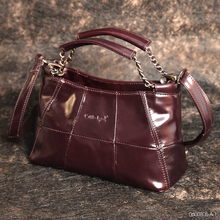 Szewc legenda prawdziwej skóry luksusowe autentyczne torebki projektant Crossbody torba damska torba na ramię marki Bolsos Luxuosas