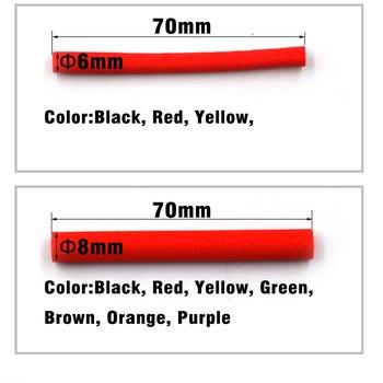 Foam sylinteri perhonsidontaan 6 ja 8 mm 10kpl
