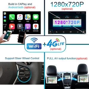 "Image 5 - 8 ""PX6 2 דין אנדרואיד 10 רכב רדיו עבור מרצדס בנץ אצן B200 W209 W169 W245 ויטו W639 A180 a160 אוטומטי אודיו סטריאו autoradio מערכת מולטימדיה לרכב"
