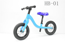 Mom And Baby Balance Bike (For Kids) 2-6-Year-Old Non-Pedal  carbon competitive sport balance bike no pedal walking bicycle with carbon steel frame adjustable handlebar and seat 110lbs 2 to 6 years old