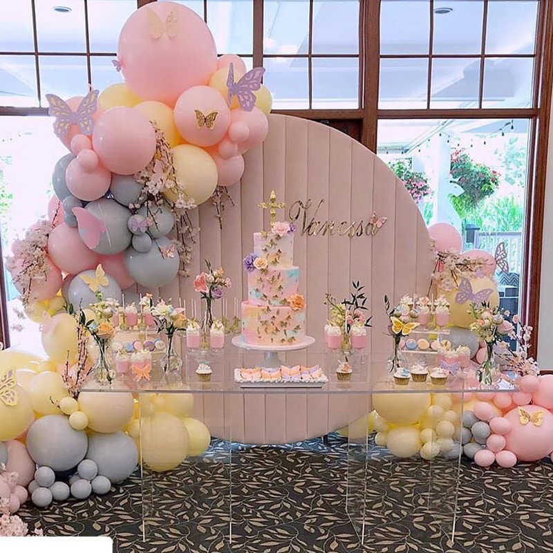 12 polegada látex ballon decoração festa infantil aniversário adulto artigos de festa bebê mostrar decorazioni compleanno