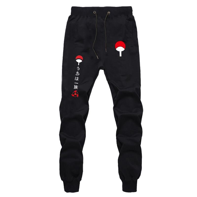 Naruto Spring Men Jogging Pants Training Pant Sportswear Joggers Sports Pants Men Running Swearing Pants Jogging Sweatpants 2020