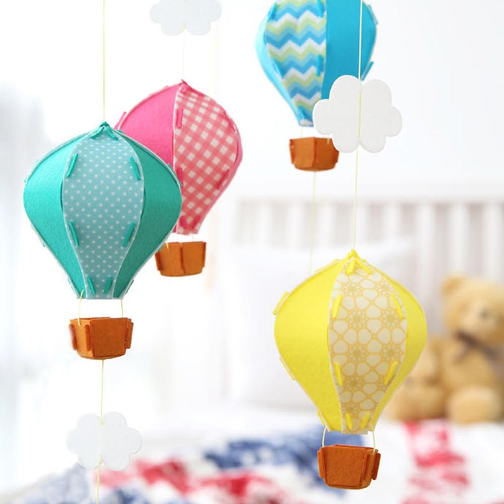 2019 3D Lantern Hot Air Balloon Paper Lantern Kids Birthday Party Wedding Decor  Home Office Desk Ornament Toy Gift
