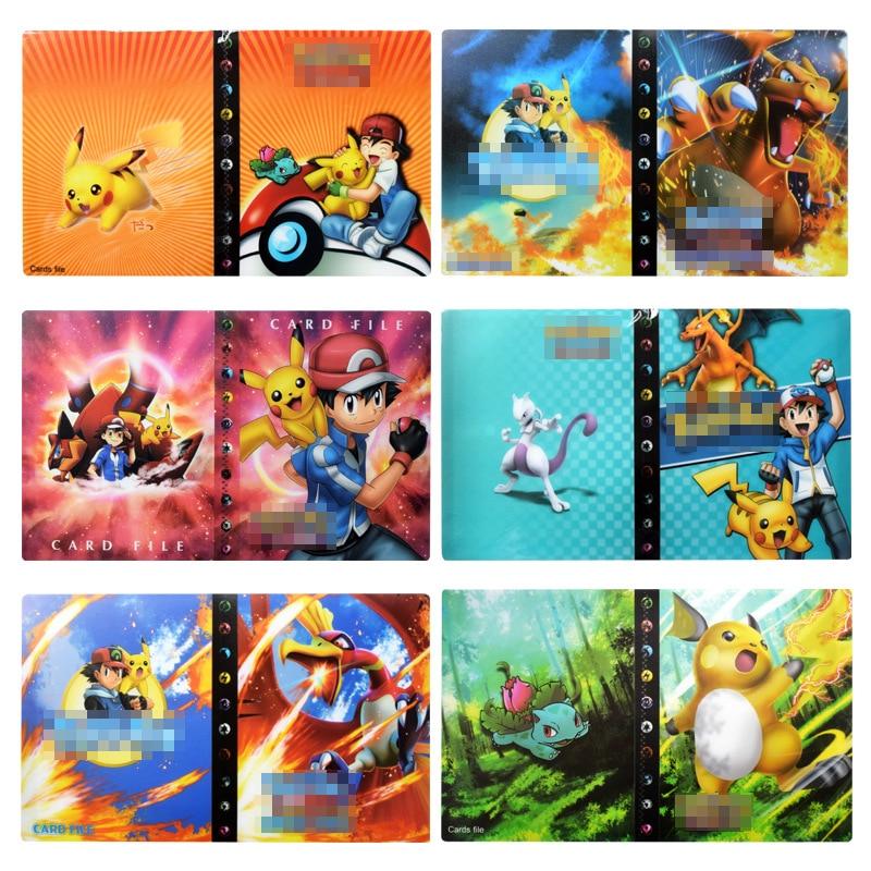 TAKARA TOMY Magic Baby Card Book Pet Elf Card Book Pokemon Card Book