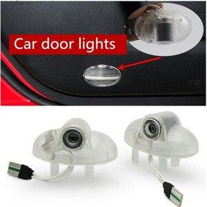 Светодиодный лазерный фонарь с логотипом/эмблемой для Mazda 6 RX8 A8 CX9, 2 шт.