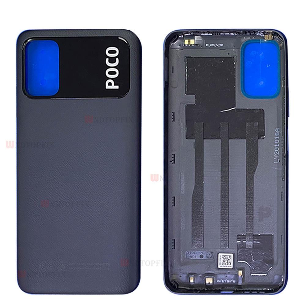 Poco M3 battery cover