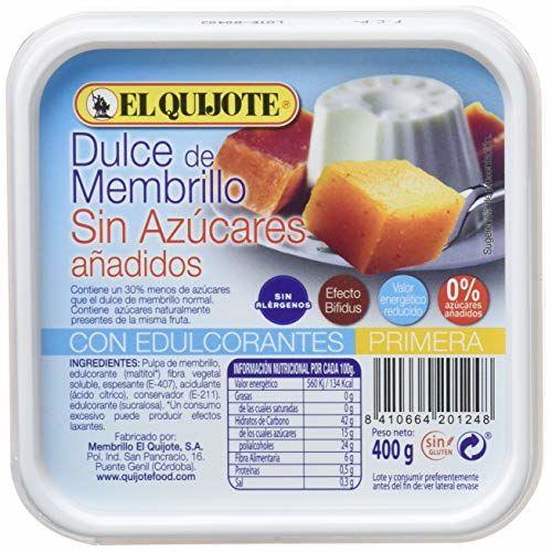 El Quijote - Dulce De Membrillo - 400 G