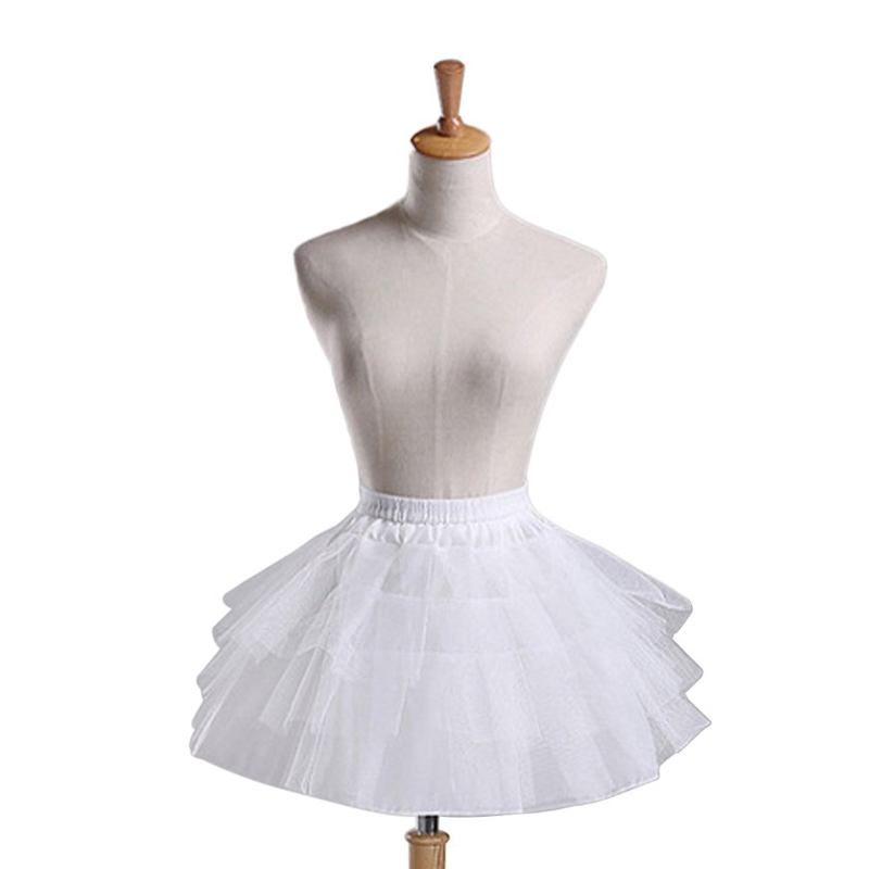 Small Three-tier Skirt Support Base Comfortable And Simple Ladies Wedding Parties Photos Performances