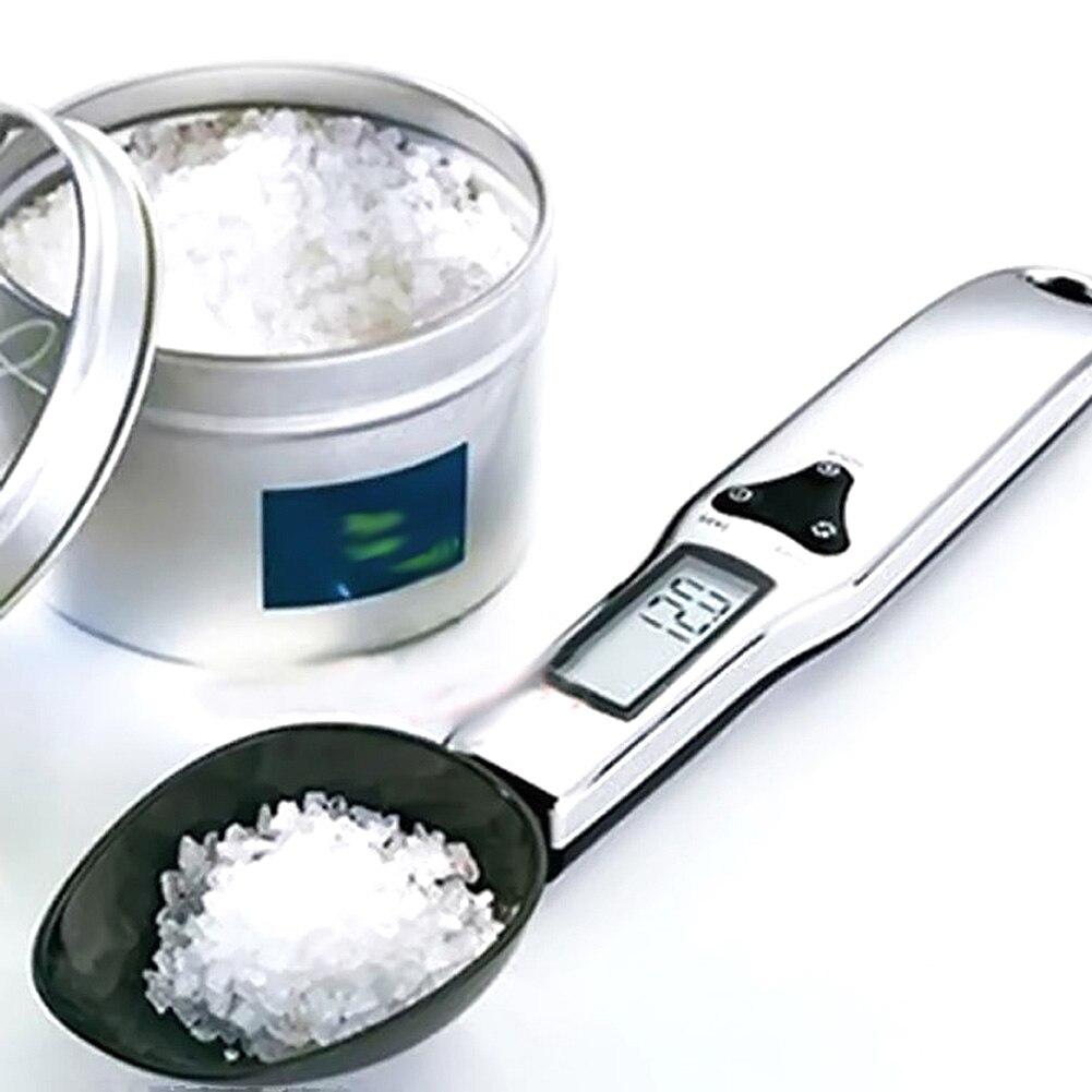 500g/0.1g électronique LCD numérique cuillère balance de poids gramme haute qualité cuisine et laboratoire balance outils de cuisine accessoires livraison directe