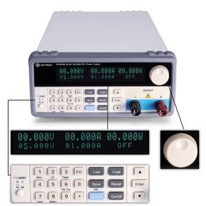 Image 5 - مختبر تحويل التيار الكهربائي تيار مستمر امدادات الطاقة برمجة تنظيم الجهد ضبط التيار 20 فولت 30 فولت 60 فولت 10A 20A 30A IPS600B