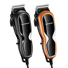 10W Powerful corded professional clipper hair trimmer for men electric cutter hair cutting machine haircut carbon steel blade