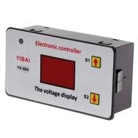 12V Batterie Niedrigen Spannung Cut off Schalter Auf Schutz Unterspannung Controller DC|Batterie-Tester|   -