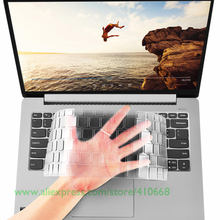 For Lenovo ideapad 320 320S yoga 520 520s 720s 720S-14IKB 520-14isk S540 S340 14 inch Clear TPU Laptop Keyboard Cover Protector