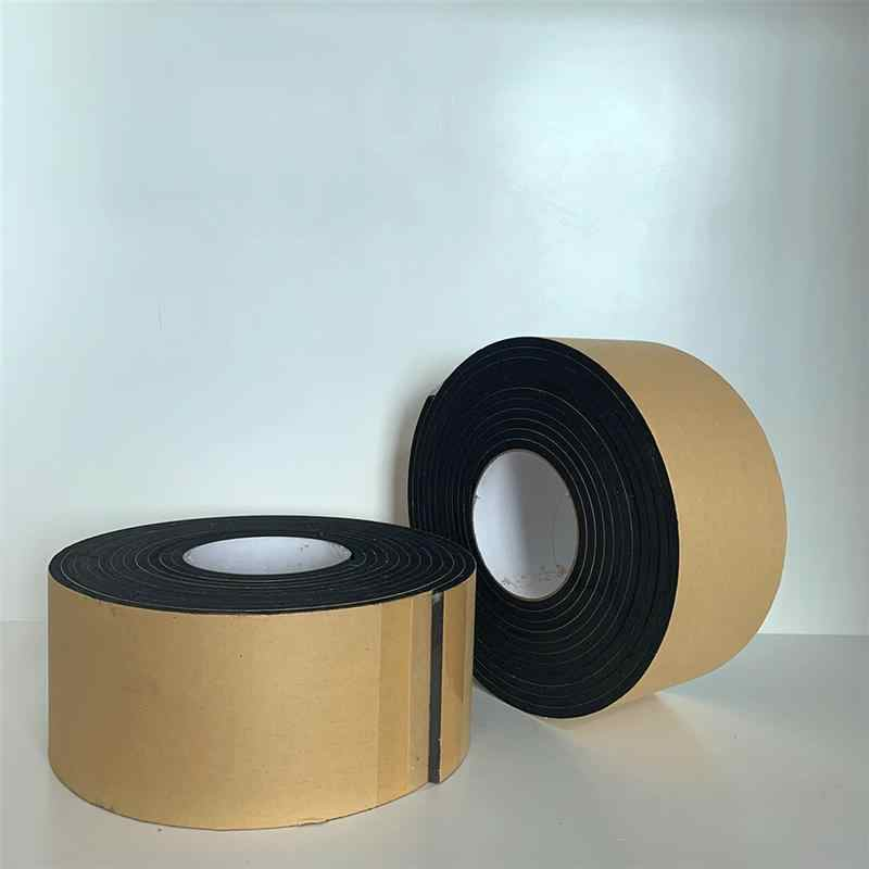 2x45x170 mm ONE PIECE 2 mm THICK PRE-CUT OPEN CELL FOAM SELF ADHESIVE