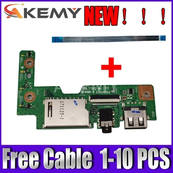 Akemy FOR Asus VivoBook X542 X542B X542BP X542U X542UQ X542UF X542UN USB Audio usb board Cable test good image