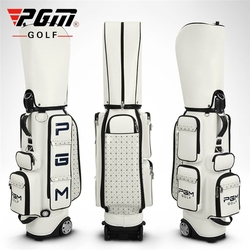 Barra di traino Pgm Golf Bag di Serie DELL'UNITÀ di elaborazione Impermeabile Sacche Da Golf Multi-Purpose Pacchetti di Aeronautica di Grande Capacità Borse Da Viaggio Con Ruote D0082