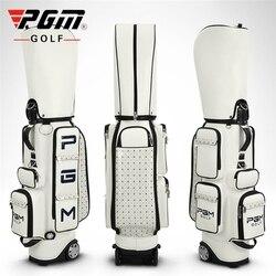 Pgm Golf Standard Tasche PU Wasserdichte Golf Taschen Multi-Zweck Luftfahrt Pakete Große Kapazität Reisetaschen Mit Räder D0082