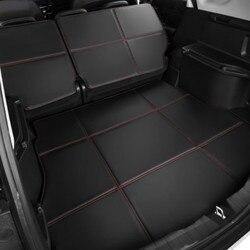 Wodoodporne Boot + tylne siedzenia dywany trwałe niestandardowe specjalne maty do bagażnika samochodu dla Infiniti Q50L Q50 Q70 ESQ QX30 QX60 QX70 QX 80 EX