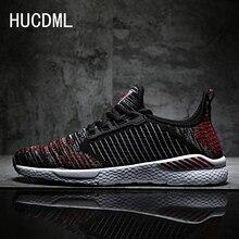 HUCDML 2019 New Men Shoes 9 Colors Flyknit Men