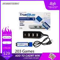 203 Games True Blue Mini-Overdose Pack for PlayStation Classic (128GB) Accessories 2019 Preorder Sales Hot 2-player games
