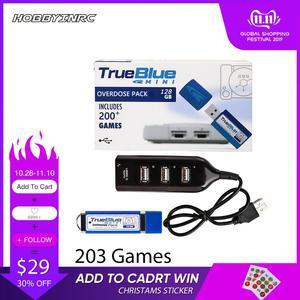 203 Games True Blue Mini-Overd