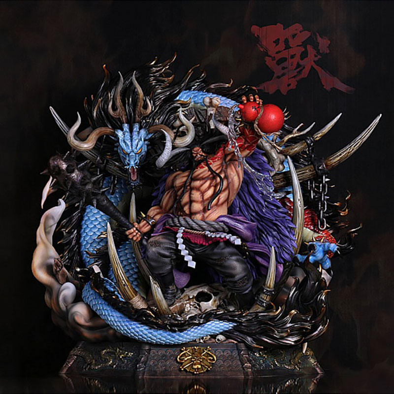 Black Pearl Kaido Four Emperors and Beasts Figure 1