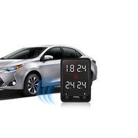 Tire Pressure Monitor OBD TPMS Security Monitoring Alarm Unit Tracker For Honda Accord 2009 Acura TSX 2010 Inspire 2007