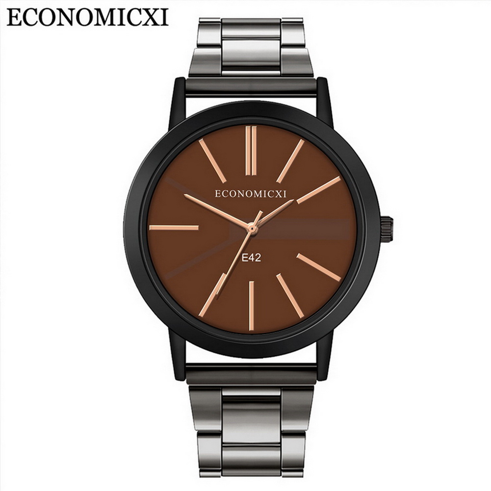 Cool Watch Quartz Watch Fashion Casual Electronic Watch With Steel Strap Top Luxury Goods LL@17