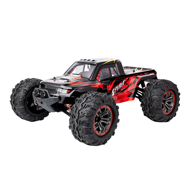 1/10 2.4G 4WD Brushless RC Car Remote Control Car Toy High Speed 60km/h Vehicle Models Toys Electric Off-road Racing Car 2