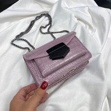 Mini Stone Pattern Flap Bags PU Leather Crossbody Bags for Women 2020 Female Chain Shoulder Handbags Lady Travel Cross Body Bag цена 2017