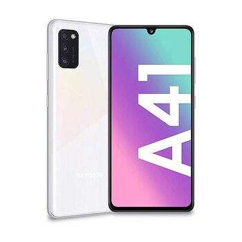 Перейти на Алиэкспресс и купить Samsung Galaxy A41 4 ГБ/64 Гб белый (Призма давить белый) Dual SIM A415