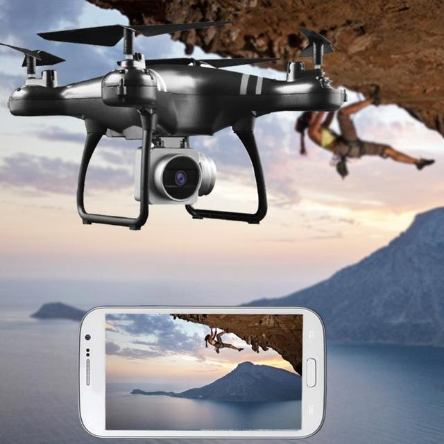 RC Helicopter Drone with Camera HD 1080P WIFI FPV Selfie Drone Professional Foldable Quadcopter 40