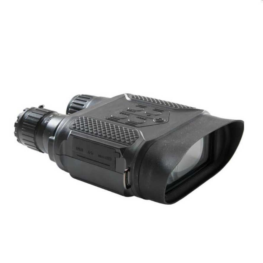 3.5X-7X цифровой бинокль инфракрасная камера ночного видения HD Двухтрубная цифровая фотокамера Видео черный и белый двойного назначения Охота