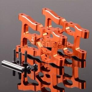Image 2 - ENRON jeu de bras suspensions inférieures avant/arrière, 2 pièces, pour voiture RC, HPI, MINI SAVAGE FLUX XS 105289 SS Ford Raptor, nouvelle collection