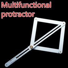 Multi-Angle-Measurement-Tool Measure-Gauge Angle-Meter Protractor Square-Ruler Woodworking