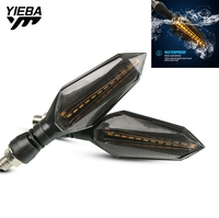 For Yamaha YZF R1 XJR1300 FJR 1300 FZ1 FAZER TRX850 Motorcycle Accessories Signal lights Led Turn Signal Flasher Warning lamp| |   -
