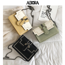 ADORA Fashion Flip Designer Bags Famous Brand Women 2019 Cross Body Handbags Brands Messenger Clutch