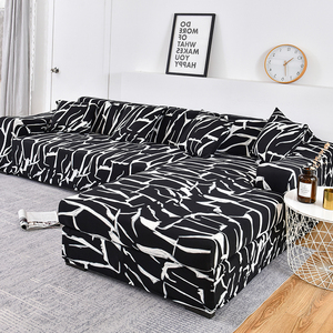 Image 4 - غطاء أريكة غطاء أريكة مرنة الاقسام غطاء مقعد فإنه يحتاج الطلب 2 قطع غطاء أريكة إذا كان لديك أريكة الزاوية L شكل أريكة