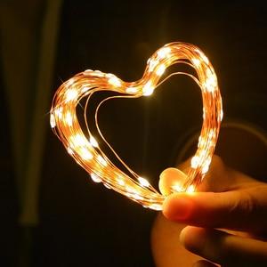 Image 5 - Weihnachten Dekoration Für Home 1 M/2 M/3 M/10 M Licht String Für Weihnachten Girlande weihnachten Baum Dekoration Weihnachten Decor 2020 Neue Jahr