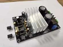 Shui yuan áudio tpa3255 2.0 placa amplificador digital DC24-48v forte de alta potência 300w + 300 classe d o placa amplificador digital