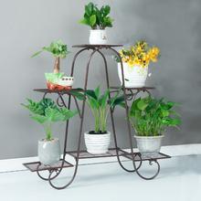 Nordic style flower stand, standing plant stand, flower pot holder for wedding decoration