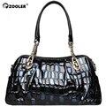 ZOOLER брендовая роскошная сумка из натуральной кожи, популярная женская кожаная сумка, женские сумки, модные сумки на плечо, сумка тоут из кож...