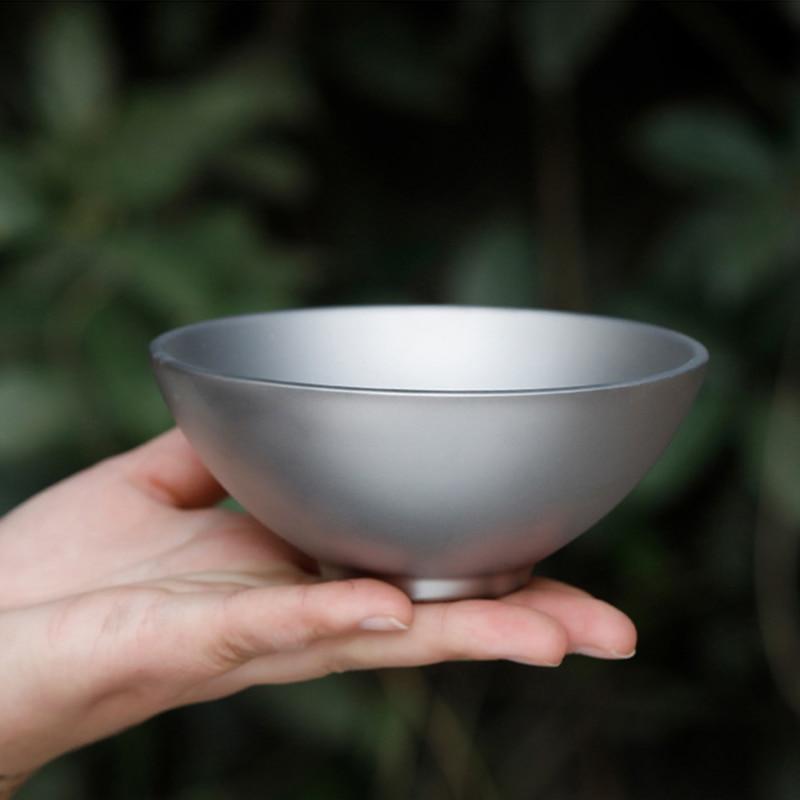 tiartisan titanium bowl tigela de arroz tigela 02