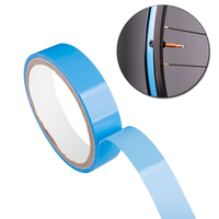 durable and practical 10m Outdoor Cycling Tubeless Bicycle Wheel Rim Tape Sealing Tire Pad Lightweight Blue lightweight